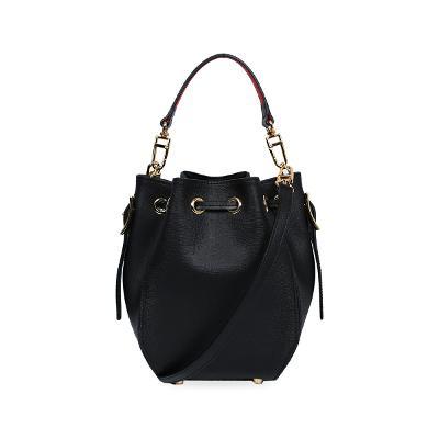 larkspur bucket bag black